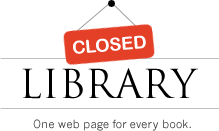 The Open Library is closed!