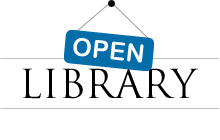 Open library Open Library is an open, editable library catalog, building towards a web page for every book ever published.
